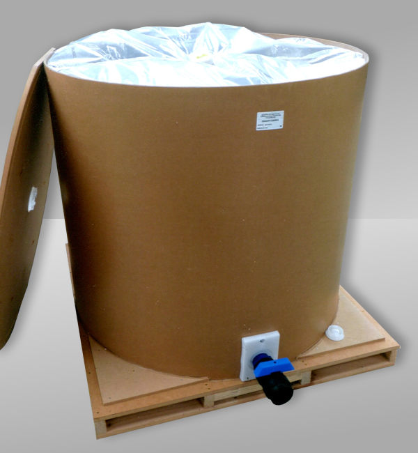 Packaging: Suppliers Of 1000 Litre Round IBCs
